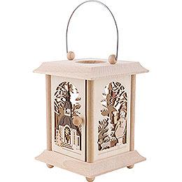 Lantern Seiffen  -  16cm / 6.3 inch