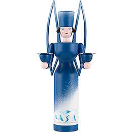 Lichterengel, blau  -  31cm