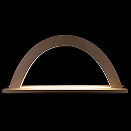 Light Arch  -  Maple Natural  -  42x23x11cm / 16.5x9x4 inch
