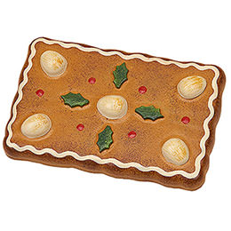 Magnetic Pin  -  Honey Pie  -  7cm / 2.8 inch