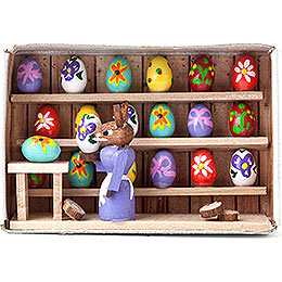 Matchbox  -  Easter Egg Exhibition  -  4cm / 1.6 inch