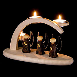 Modern Light Arch  -  Angels  -  25x13x10cm / 9.8x5.1x3.9 inch