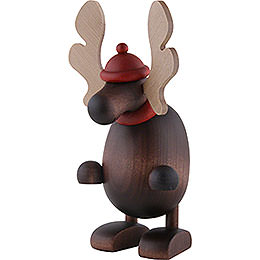 Moose Olaf, Standing  -  14,5cm / 5.7 inch