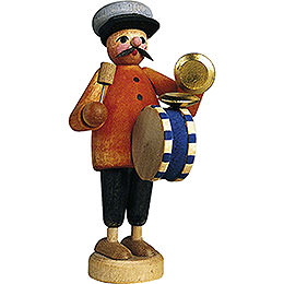 Musician with Drum  -  7cm / 2.8 inch
