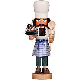 Nussknacker Bäcker lasiert  -  42cm