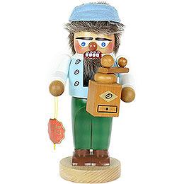 Nussknacker Chubby Kaffeemacher  -  28cm