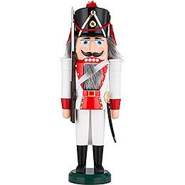 Nussknacker Grenadier, rot  -  39cm