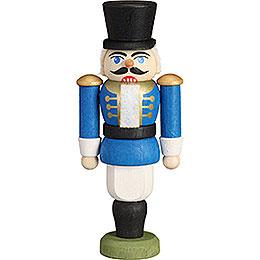 Nussknacker Husar blau  -  9cm