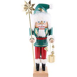 Nussknacker Irischer Weihnachtsmann  - 29cm