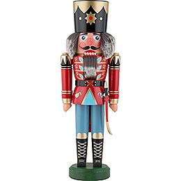 Nussknacker König rot  -  40cm
