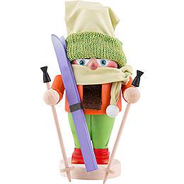 Nussknacker Skifahrer  -  25cm