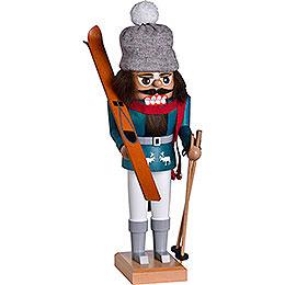 Nussknacker Skifahrer  -  30cm
