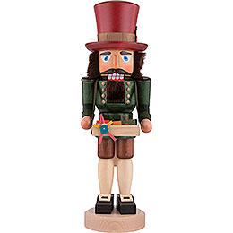 Nussknacker Spielzeughändler lasiert  -  40,5cm