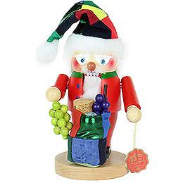 Nussknacker Troll Wein - Weihnachtsmann  -  26cm