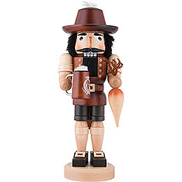 Nutcracker  -  Bavarian Natural Colors  -  37,5cm / 15 inch