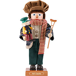 Nutcracker  -  Bob Cratchit  -  Limited  -  44,0cm / 17.3 inch