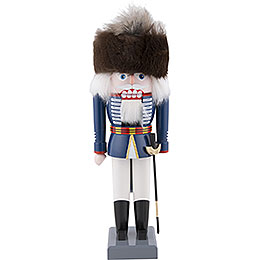 Nutcracker  -  British Hussar  -  26cm / 10 inch