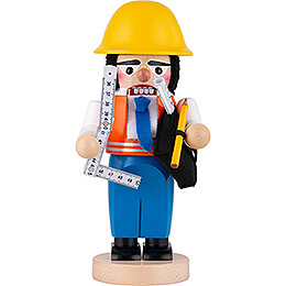 Nutcracker  -  Chubby Construction Manager  -  30cm / 11.8 inch