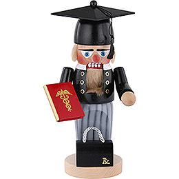 Nutcracker  -  Chubby Graduate Doctor  -  30cm / 11.8 inch