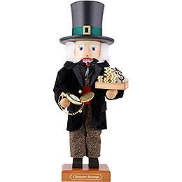 Nutcracker  -  Ebenezer Scrooge  -  Limited  -  51,5cm / 20.3 inch