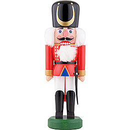 Nutcracker  -  Guard Soldier  -  35cm / 13.8 inch