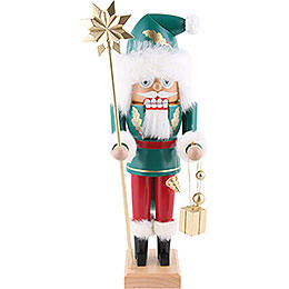 Nutcracker  -  Irish Santa Claus  - 29cm / 11.4 inch