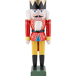Nutcracker  -  King  -  35cm / 13.8 inch