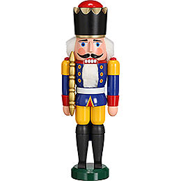 Nutcracker  -  King Blue  -  29cm / 11 inch