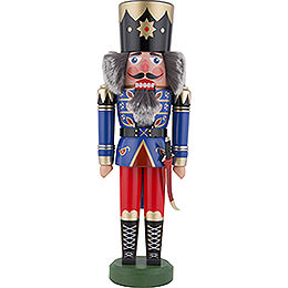 Nutcracker  -  King Blue  -  40cm / 15.7 inch