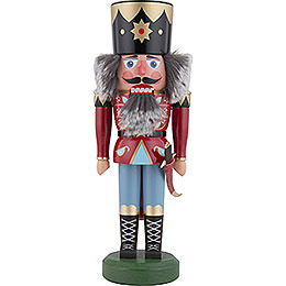 Nutcracker  -  King Red  -  33cm / 13 inch