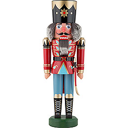 Nutcracker  -  King Red  -  40cm / 15.7 inch