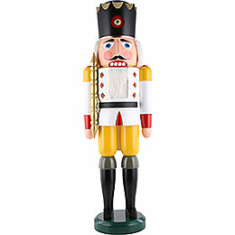 Nutcracker  -  King White  -  100cm / 39 inch