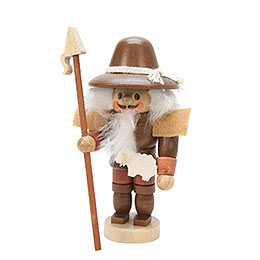 Nutcracker  -  Mini Shepherd Natural Colors  -  10,5cm / 4 inch