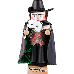 Nutcracker  -  Phantom of the Opera  -  40cm / 16 inch
