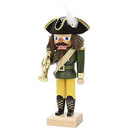 Nutcracker  -  Postillion Green  -  26cm / 10 inch