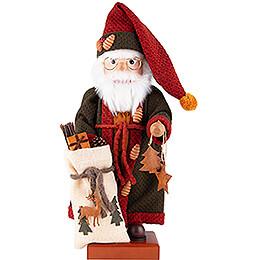 Nutcracker  -  Santa Claus Autumn Colors  -  49,5cm / 19.5 inch