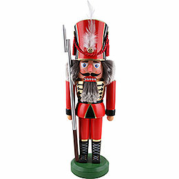 Nutcracker  -  Soldier, Red  -  38cm / 15 inch