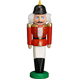 Nutcracker  -  Soldier Red  -  9cm / 3.5 inch