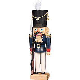 Nutcracker Soldier blue  -  30cm / 11.8 inch