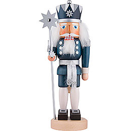Nutcracker Star King Glazed  -  38,5cm / 15.2 inch