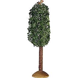 Poplar Small with Bird, Set of Three  -  9,5cm / 3.7 inch