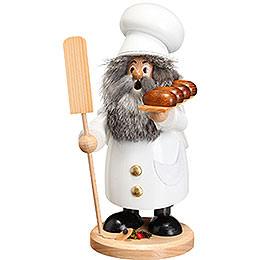 Räuchermännchen Bäcker  -  22cm