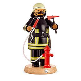 Räuchermännchen Feuerwehrmann  -  24cm