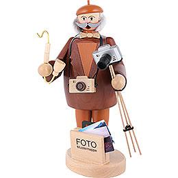 Räuchermännchen Fotograf  -  20cm