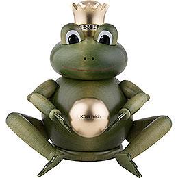 Räuchermännchen Froschkönig  -  24cm