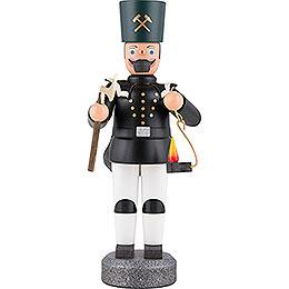Räuchermännchen Sächsischer Bergmann in Paradeuniform  -  22cm