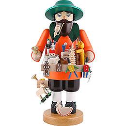 Räuchermännchen Spielzeughändler  -  36cm