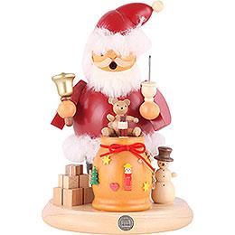 Räuchermännchen Weihnachtsmann  -  18cm