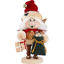 Räuchermännchen Wichtel Weihnachtselfe  -  31,5cm