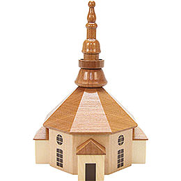 Seiffen Church  -  12,0cm / 5 inch